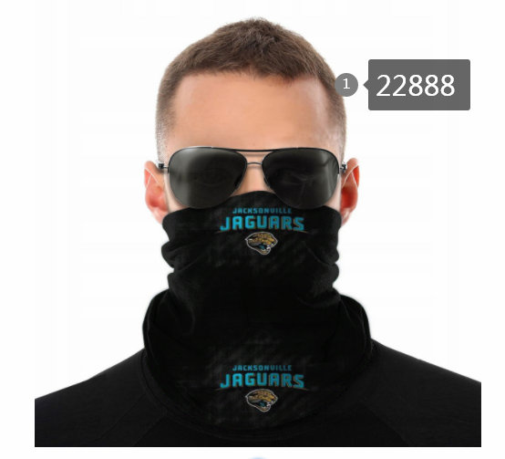 Cheap 2021 NFL Jacksonville Jaguars 40 Dust mask with filter