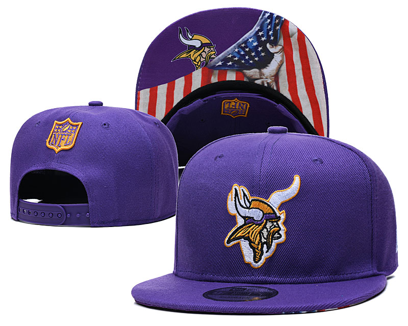 Cheap 2021 NFL Minnesota Vikings 23 hat