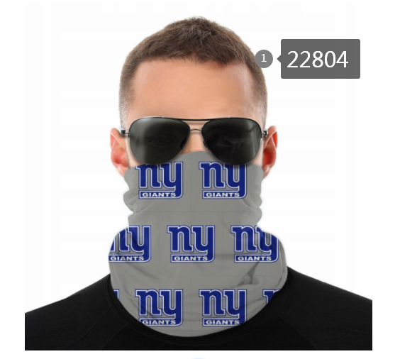 Cheap 2021 NFL New York Giants 121 Dust mask with filter