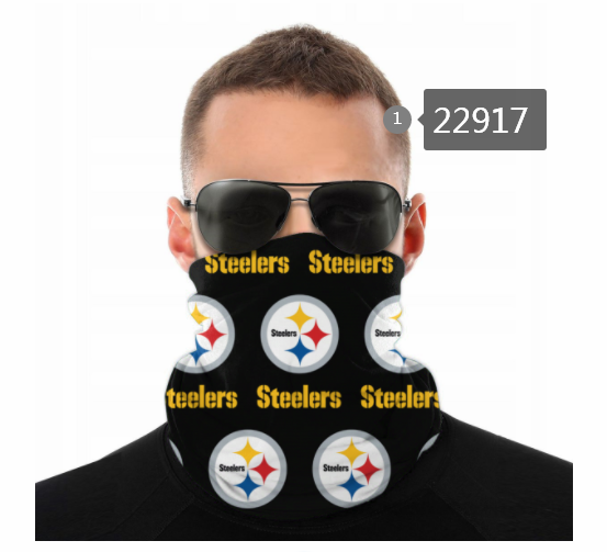 Wholesale 2021 NFL Pittsburgh Steelers 11 Dust mask with filter