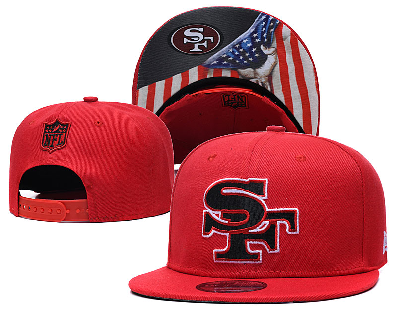 Cheap 2021 NFL San Francisco 49ers 21 hat