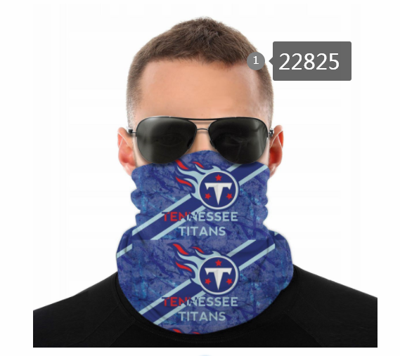2021 NFL Tennessee Titans 101 Dust mask with filter