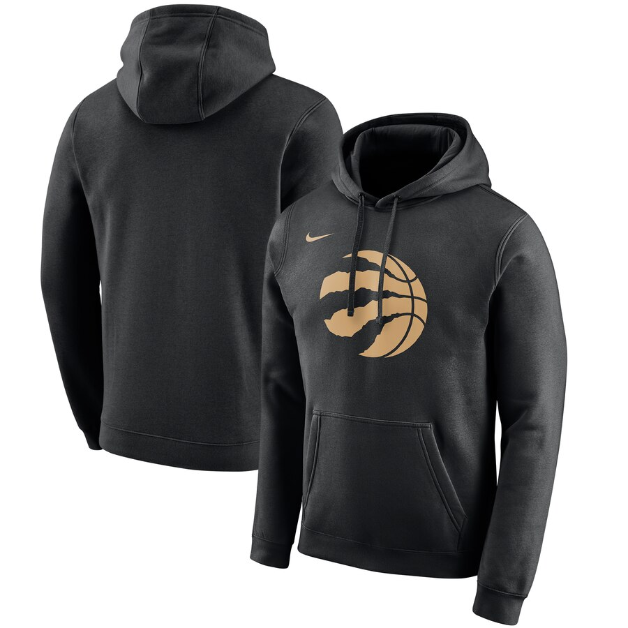 Cheap NBA Toronto Raptors Nike 201920 City Edition Club Pullover Hoodie Black
