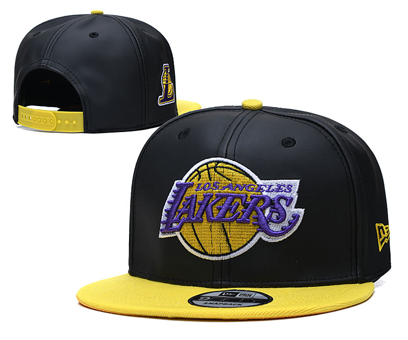 2021 NFL Los Angeles Lakers 1 hat