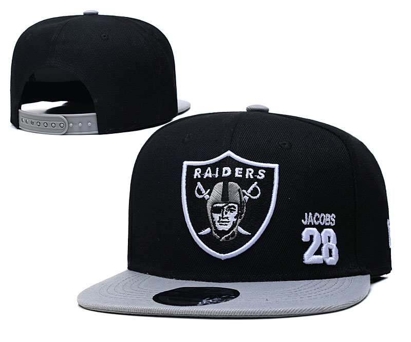 Cheap 2021 NFL Oakland Raiders 16 hat