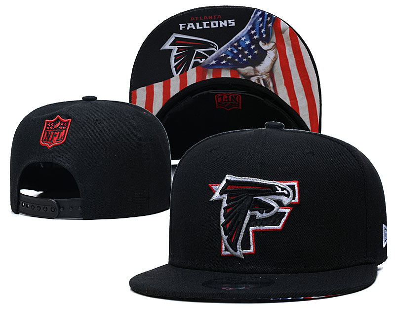 Wholesale 2021 New NFL Atlanta Falcons 1 hat GSMY