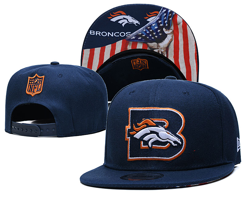 Wholesale 2021 New NFL Denver Broncos 10 hat GSMY