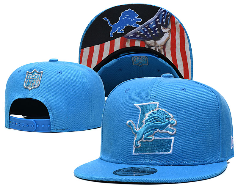 Wholesale 2021 New NFL Detroit Lions9 hat GSMY