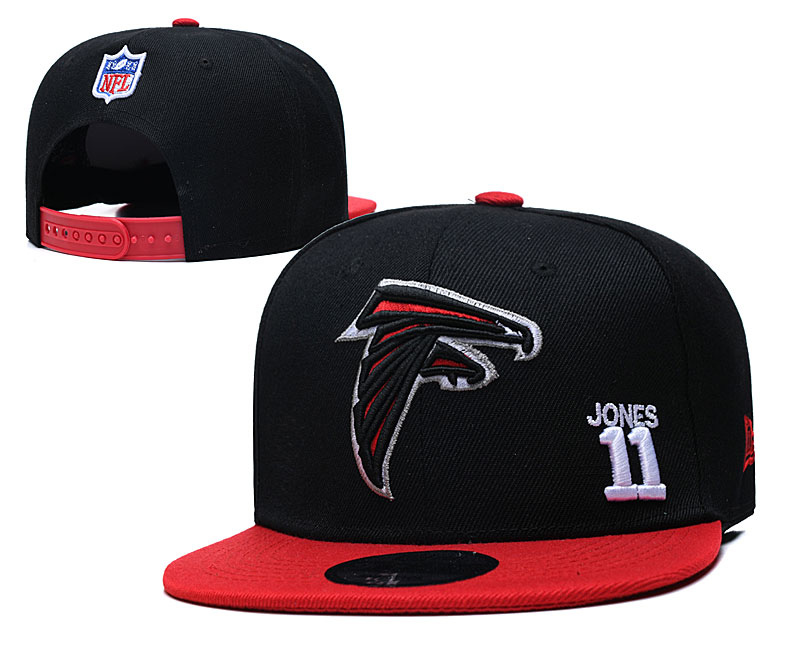 Wholesale New 2021 NFL Atlanta Falcons 2 hatTX