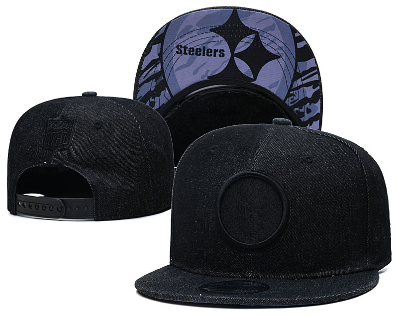 Wholesale New 2021 NFL Pittsburgh Steelers 38hat
