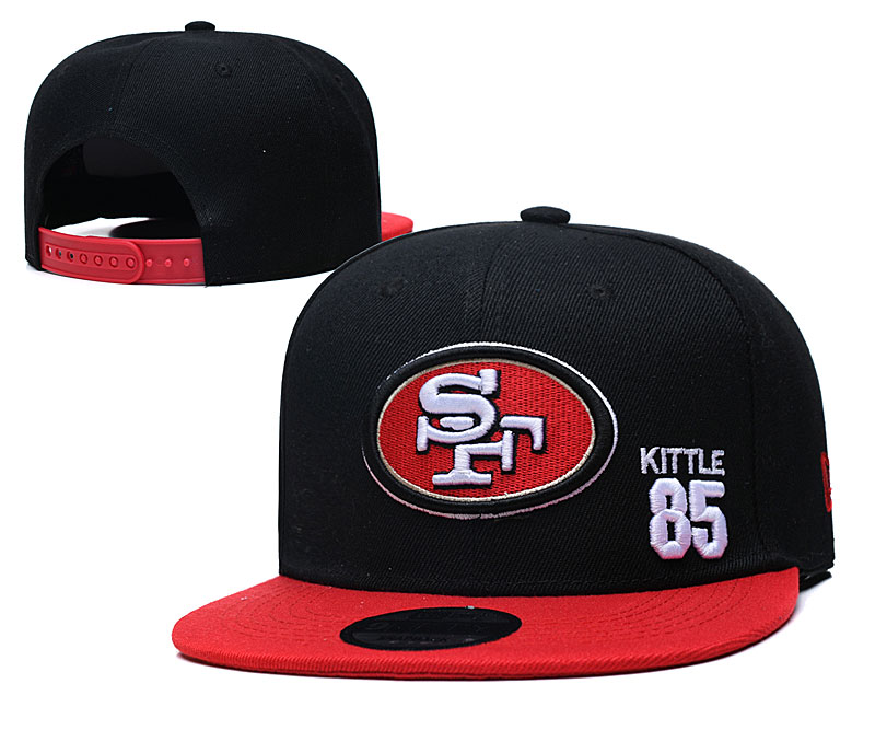 Wholesale New 2021 NFL San Francisco 49ers 4 hatTX