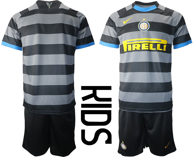 Wholesale 2021 Inter Milan Third Soccer Jersey youth soccer jerseys