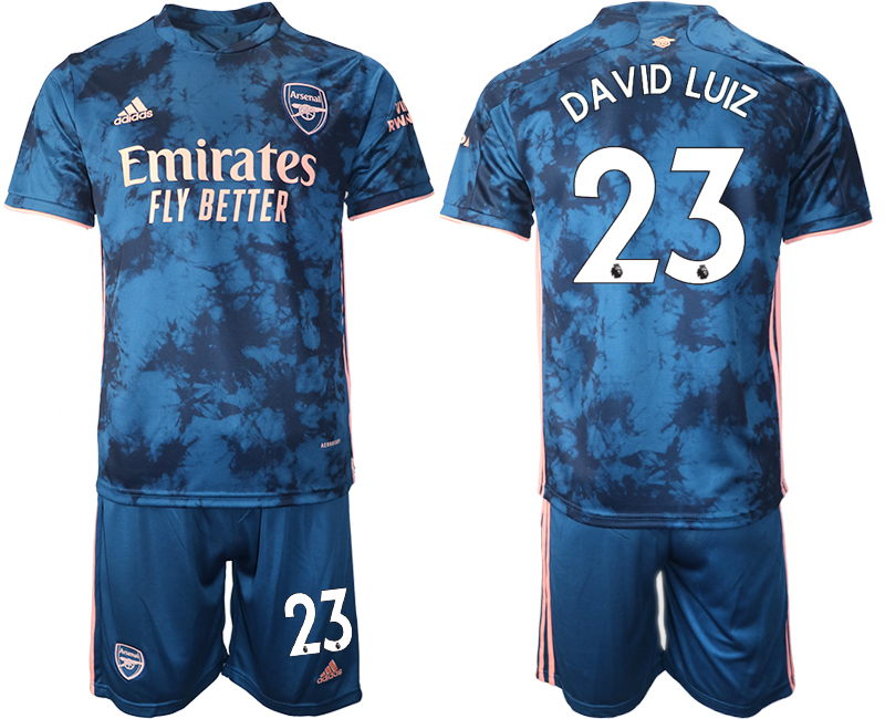 Wholesale 2021 Men Arsenal away 23 soccer jerseys