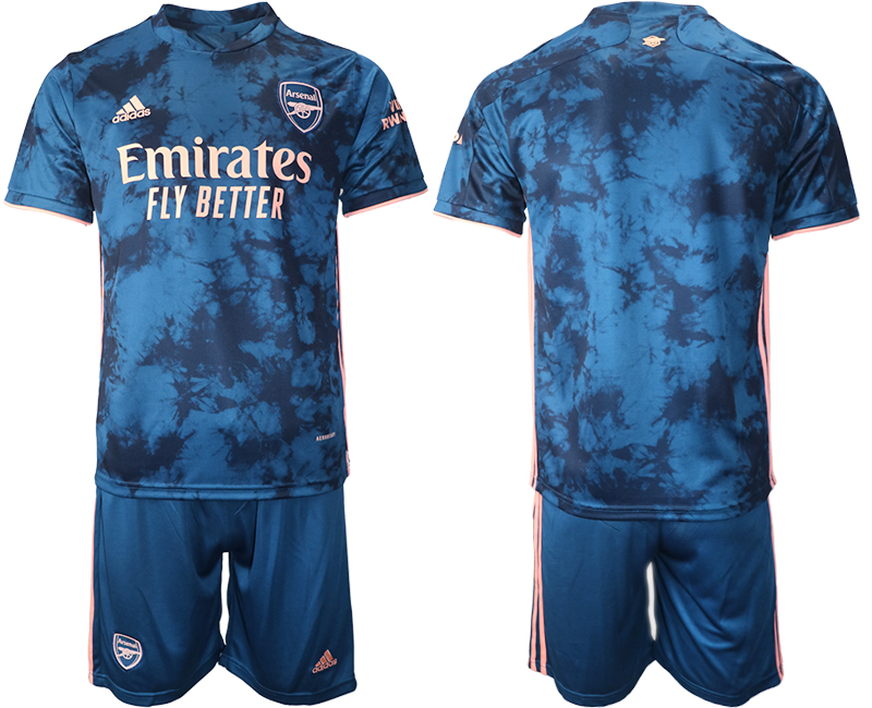 Wholesale 2021 Men Arsenal away soccer jerseys