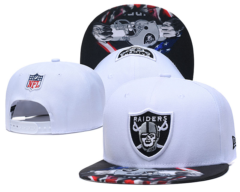 Cheap 2021 NFL Oakland Raiders 20 hat GSMY