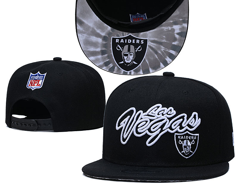 Cheap 2021 NFL Oakland Raiders 3 hat GSMY
