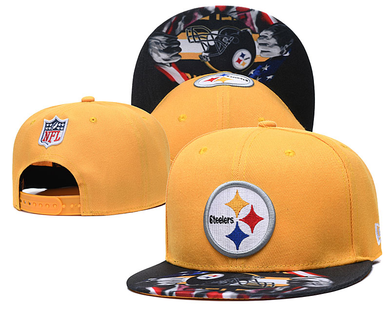 Wholesale 2021 NFL Pittsburgh Steelers 19 hat GSMY