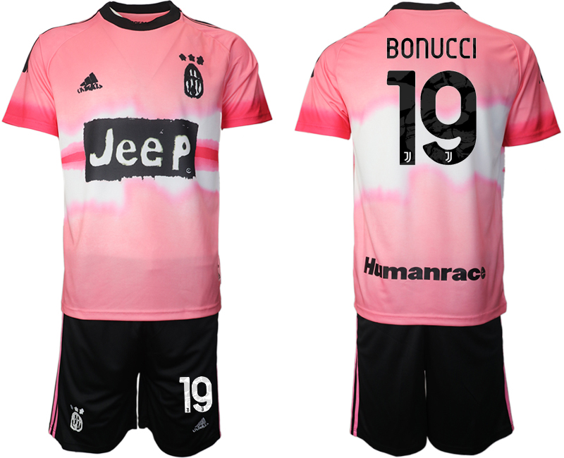 Cheap Men 2021 Juventus adidas Human Race 19 soccer jerseys