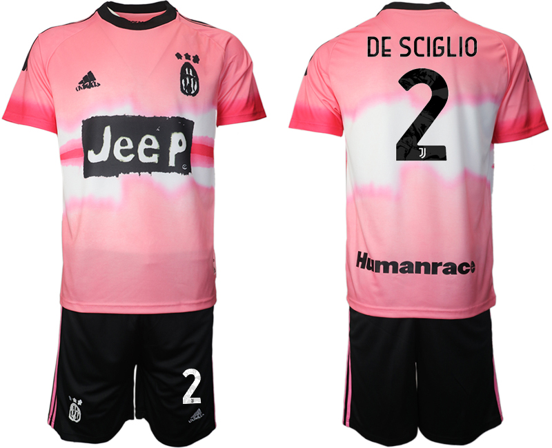 Cheap Men 2021 Juventus adidas Human Race 2 soccer jerseys