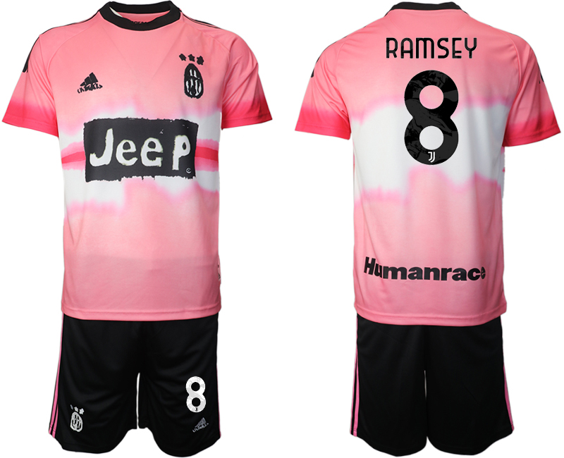 Cheap Men 2021 Juventus adidas Human Race 8 soccer jerseys