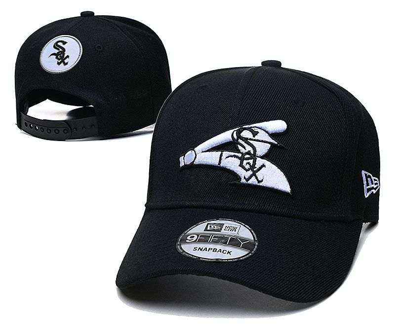 Cheap 2021 MLB Chicago White Sox Hat TX326