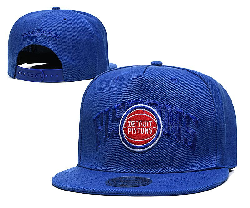 Wholesale 2021 NBA Detroit Pistons Hat TX326