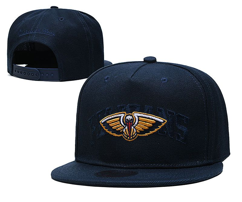 Wholesale 2021 NBA New Orleans Pelicans Hat TX326