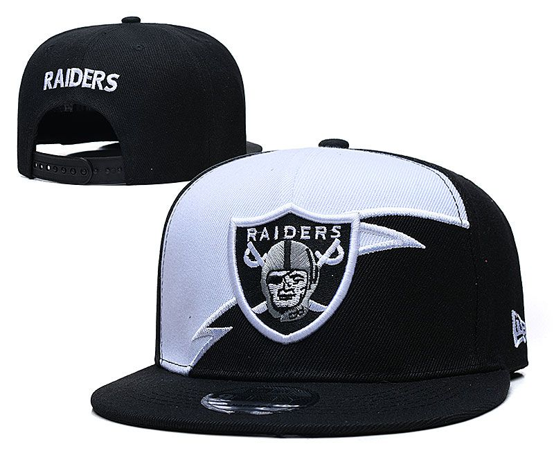 Cheap 2021 NFL Oakland Raiders Hat GSMY322
