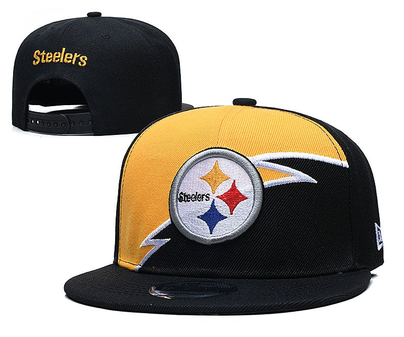 Cheap 2021 NFL Pittsburgh Steelers Hat GSMY322