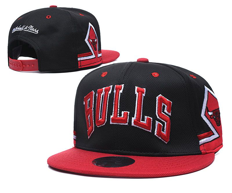 Cheap 2021 NBA Chicago Bulls Hat TX4272
