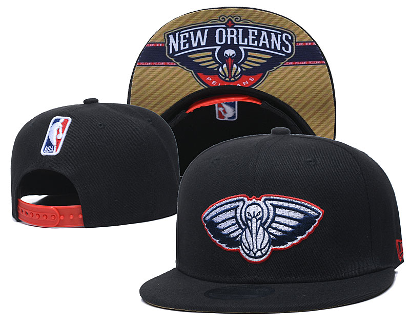 Wholesale 2021 NBA New Orleans Pelicans Hat GSMY407