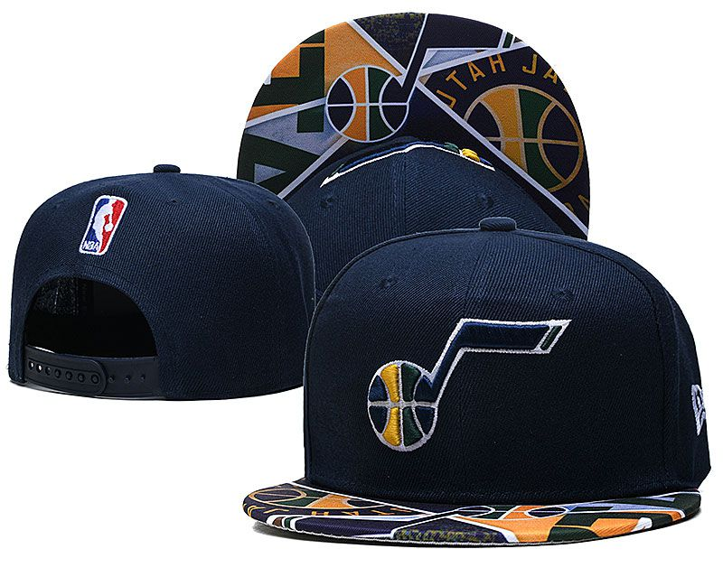 Cheap 2021 NBA Utah Jazz Hat TX427
