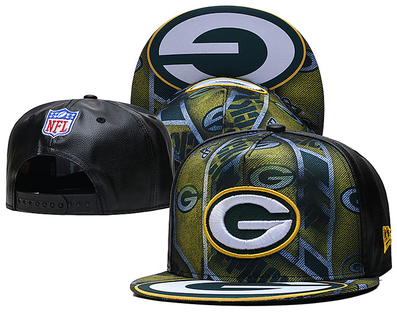 Wholesale 2021 NFL Green Bay Packers Hat TX407