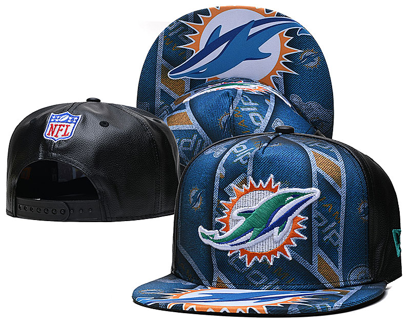 Wholesale 2021 NFL Miami Dolphins Hat TX407