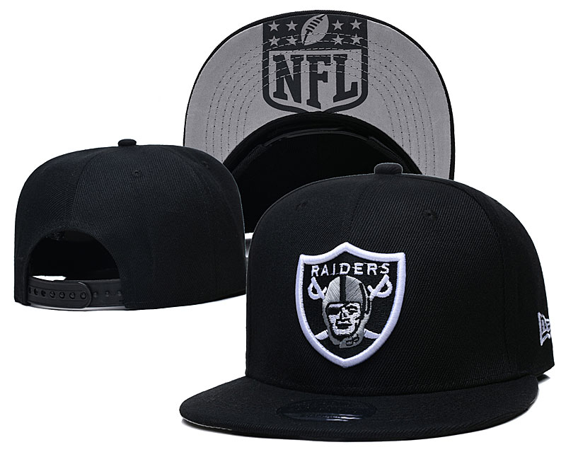 Cheap 2021 NFL Oakland Raiders Hat GSMY407