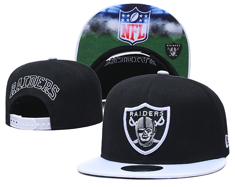 Cheap 2021 NFL Oakland Raiders Hat GSMY4071