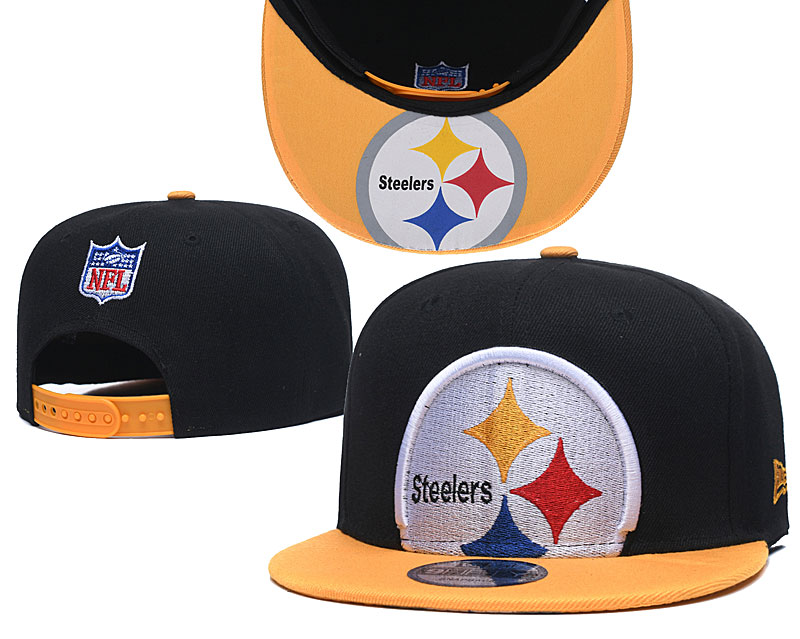 Wholesale 2021 NFL Pittsburgh Steelers Hat GSMY4071