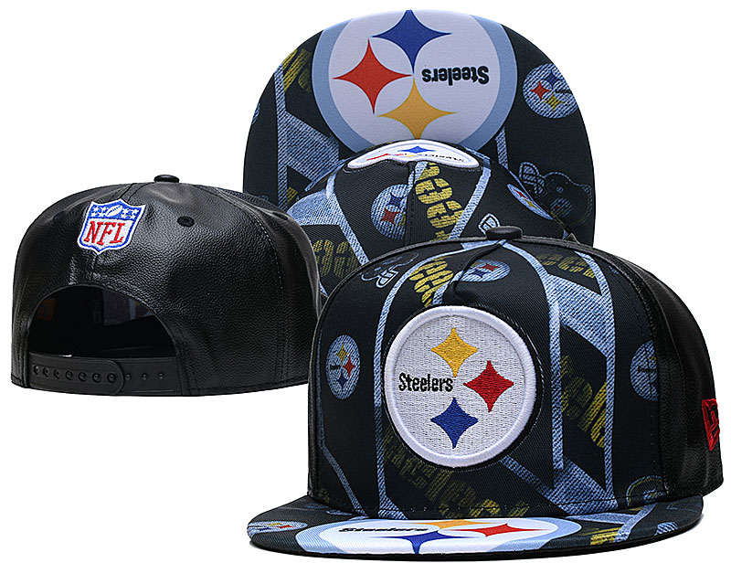 Wholesale 2021 NFL Pittsburgh Steelers Hat TX407