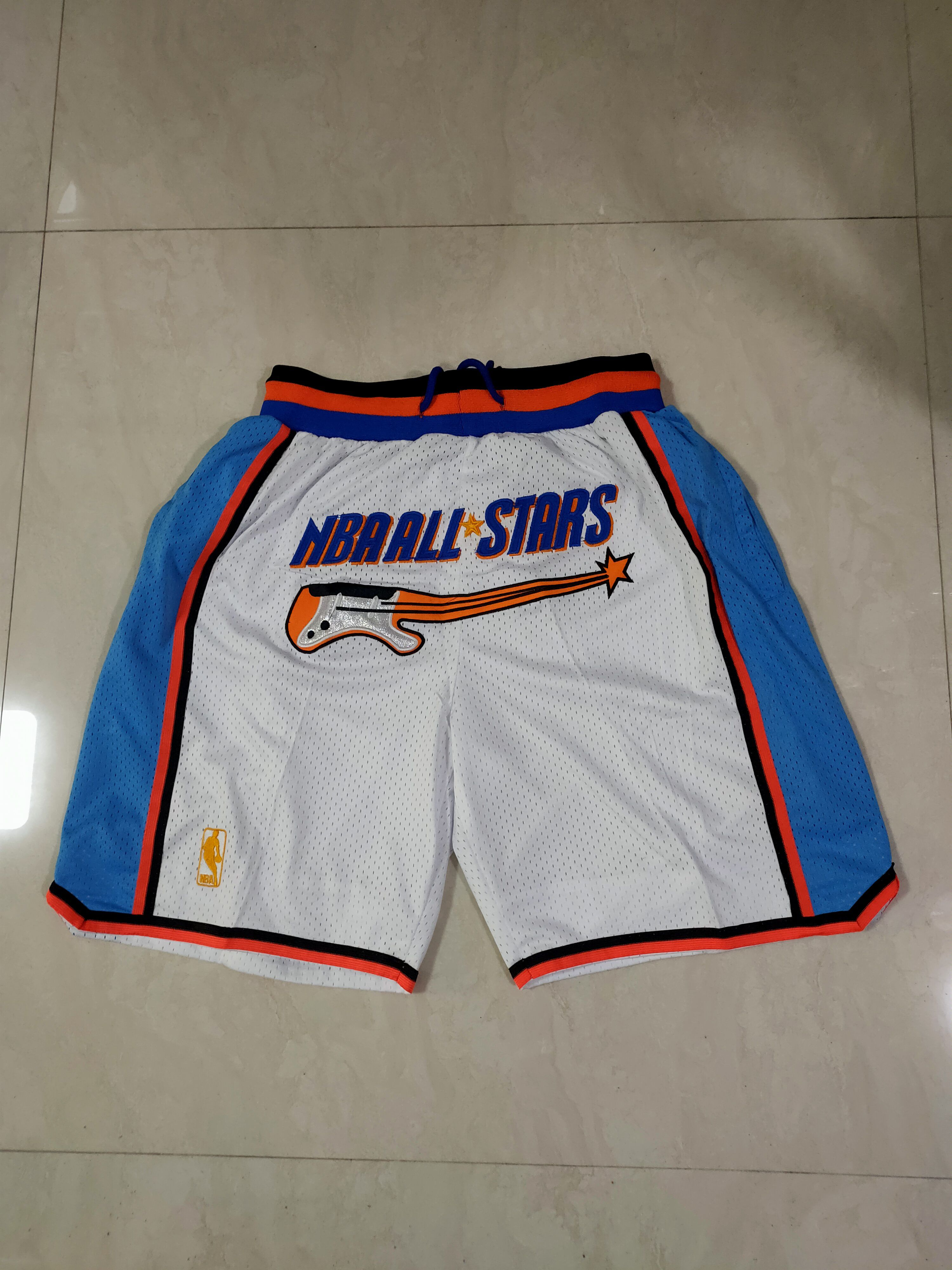 Cheap Men 2021 97 all star White Shorts