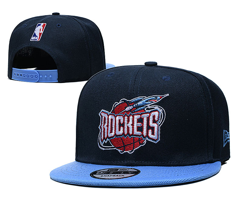 Cheap 2021 NBA Houston Rockets Hat TX57