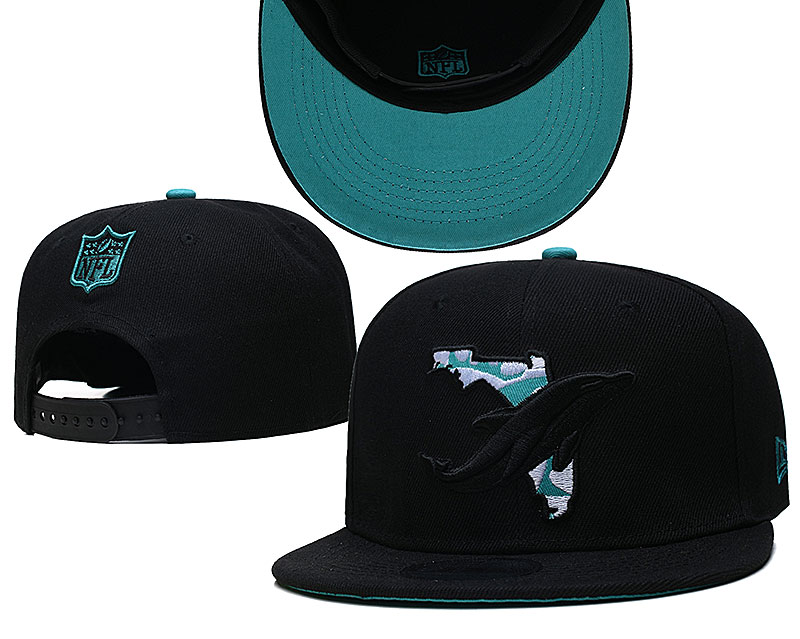 Cheap 2021 NFL Miami Dolphins Hat GSMY509