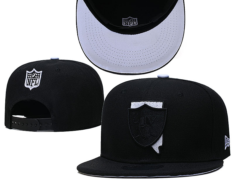 Cheap 2021 NFL Oakland Raiders Hat GSMY509