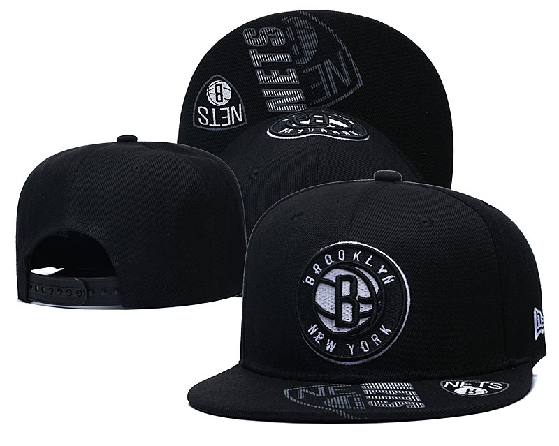 Cheap NFL 2021 Brooklyn Nets 001 hat GSMY