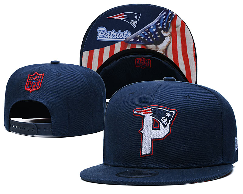 Wholesale NFL 2021 New England Patriots hat GSMY