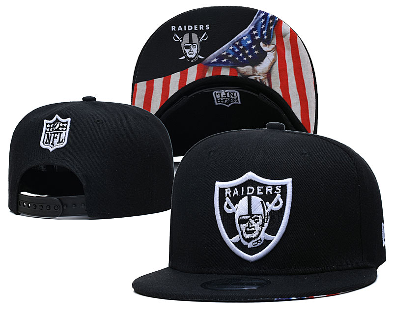 Cheap NFL 2021 Oakland Raiders 005 hat GSMY