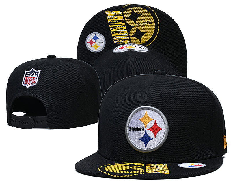 Wholesale NFL 2021 Pittsburgh Steelers 002 hat GSMY