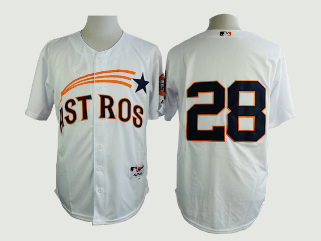 MLB Houston Astros 28 Jon Singleton 1965 Turn Back The Clock