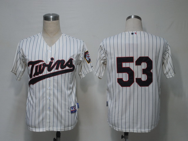 MLB Minnesota Twins 53 Blackburn Gream Jerseys