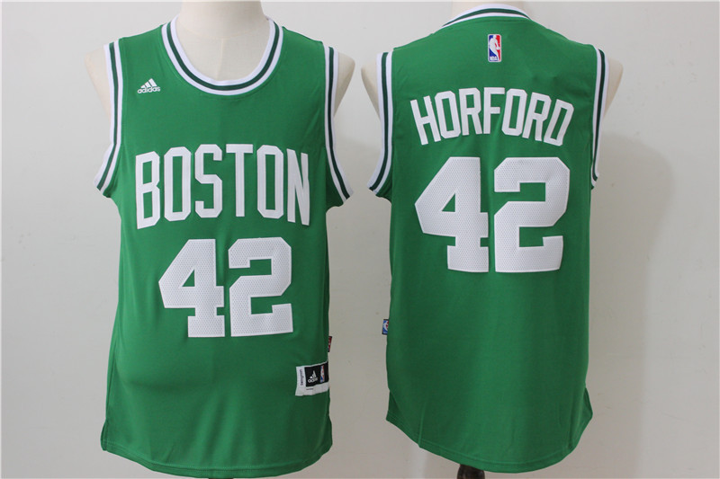 NBA Boston Celtics 42 Horford green 2016 Jersey