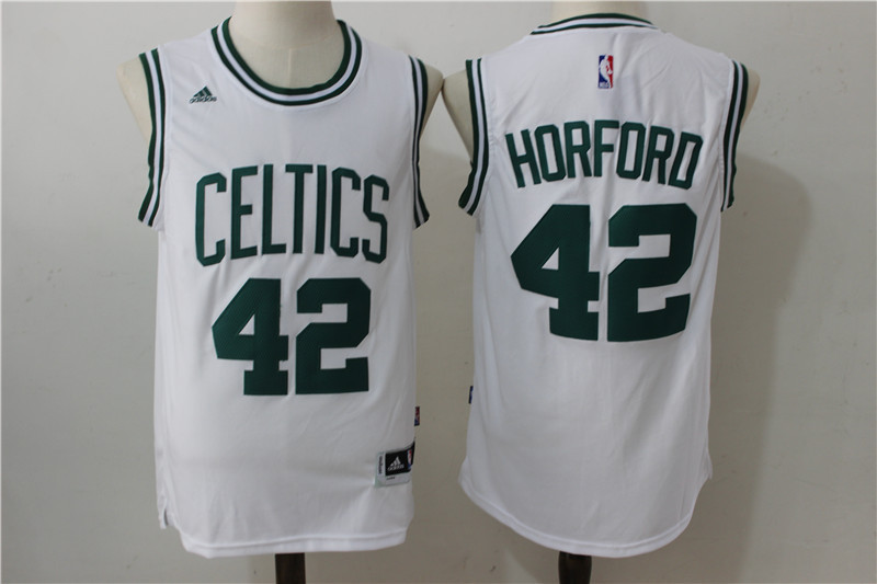 NBA Boston Celtics 42 Horford white 2016 Jersey